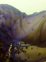 Lingerie, Amateur lingerie, Purple