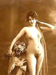 Lady, Vintage amateurs, Amateur pussy