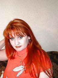 Redhead, Webtastic, Red, Amateur boobs, Boob