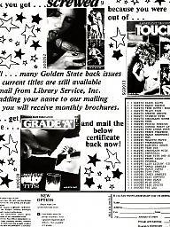 Magazine, Hairy vintage, Vintage hairy