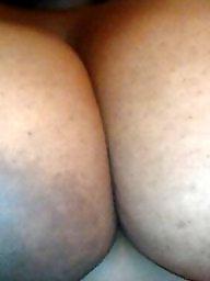 Areola, Bbw ebony, Big black, Big nipple
