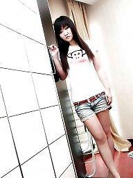 Girl, Girls, Asian teens, Teen asians