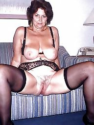 Hairy mature, Mature hairy, Mature stocking, Hairy matures