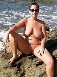 Mature boobs, Public mature, Public boobs, Mature public