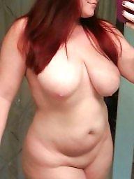 Kinky, Bbw pussy, Redhead bbw, Pink, Amateur pussy