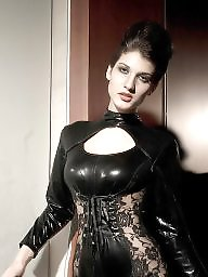 Leather, Latex, Hard, Femdom bdsm, Ups