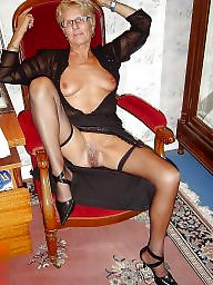 Granny, Mature, Stockings, Grannies, Hairy mature, Hairy granny