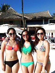 Beach, Camel, Bikinis
