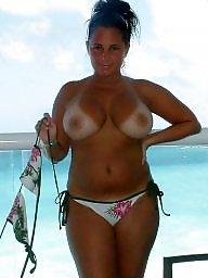 Mature bikini, Bikini, Beach, Mature beach, Beach mature, Bikini mature