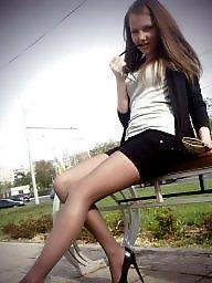 Legs, Upskirt, Leggings, Legs stockings