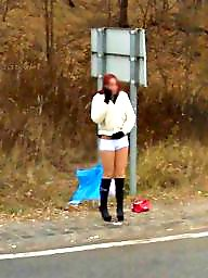 Whore, Street, Poland, Whores, Public voyeur
