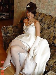 Nylon feet, Bride, Socks, Shoes, Feet, Shoe