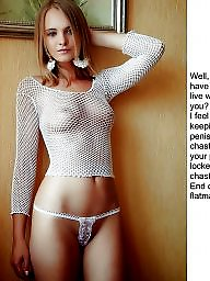Chastity, Femdom, Dick, Dicks