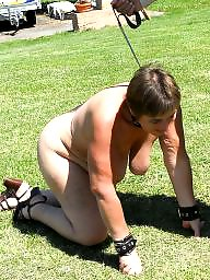 Mature bdsm, Bdsm mature, Leashed