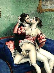 Sex, Art, X art, Vintage sex