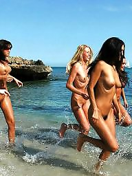 Nudist, Nudists, Teen nudist, Nudist teen, Teen beach, Teen public