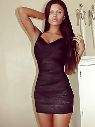 Tight dress, Dress, Dresses, Tights, Teen dress, Hot teen