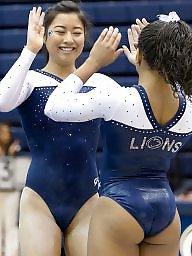 Camel, Toes, Gymnast, Gymnastic