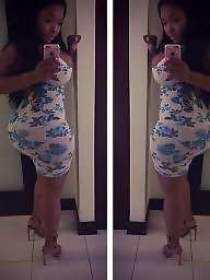 Ebony ass, Work, Black tits