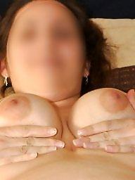 Wifes tits, Amateur big tits