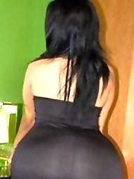 Big ass, Dress, Mature big ass, Tight dress, Sexy mature, Candid