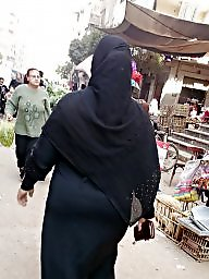 Hijab ass, Ass, Egypt, Big ass, Voyeur, Hijab big ass