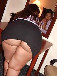 Bbw, Fat, Bbw ass, Fat ass, Thick ass, Thick