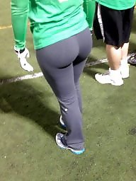 Booty, College