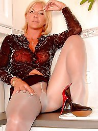 Older, Upskirt mature, Stocking mature, Mature upskirt, Older mature, Mature lady