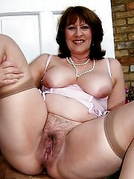 Mature porn, Milf, Wife stocking, Milf stocking