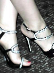 Heels, High heels, High