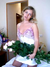 Bride, Brides, Cumming, Amateur stockings