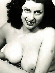 Lady, Vintage amateur