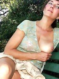 Flashing boobs, Girlfriend, Flashing tits