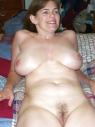 Mature hairy, Natural, Hairy mature