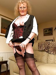 Granny stockings, Dick, Granny nylon