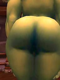 Butt, Butts