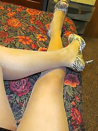 Pantyhose, Shoes, Shoe