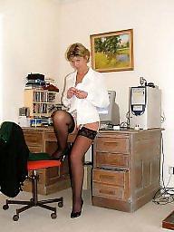 Mature stockings, Uk mature