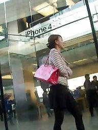 Chinese, Chinese girl, Asian stockings