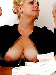 Office, Mature bbw, Bbw upskirt, Upskirt, Mature upskirt, Upskirt mature