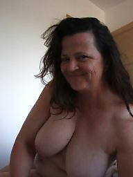 Bbw mature, Mature boobs, Night, Mature love