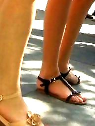 Feet, Foot, Shoes, Shoe, Spy, Mature feet