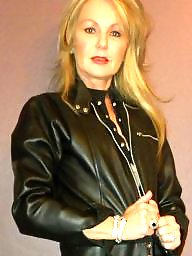 Leather, Latex, Pvc, Mature leather, Milfs, Mature latex
