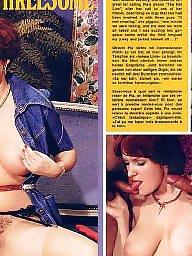 Magazine, Vintage hairy, Magazines, Vintage sex, Hairy vintage