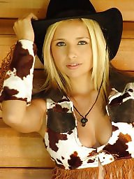 Dressed, Sexy dressed, Cowgirl, Dressing, Dress sexy, Blondes teens