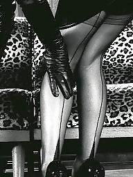 Stockings heels, Voyeur upskirt, Upskirt stockings