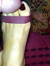 Heels, Strap, Straps