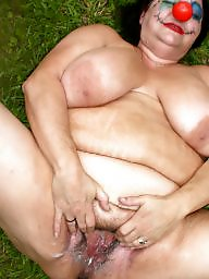 Fat, Bbw fuck, Dirty, Outside, Fat bbw, Creampies