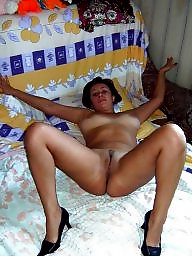 Woman, Awesome, Milf boobs, Brunette milf